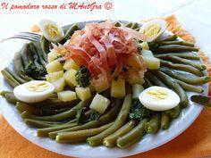 Il Pomodoro Rosso di MAntGra: Insalata di fagiolini, patate e speck  http://ilpomodororosso.blogspot.it/2015/07/insalata-di-fagiolini-patate-e-speck.html