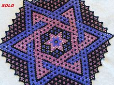 Beaded Star Doily. $100. Visit my store