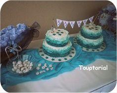 Βάφτιση Cake, Desserts, Projects, Food, Tailgate Desserts, Log Projects, Deserts, Blue Prints, Kuchen