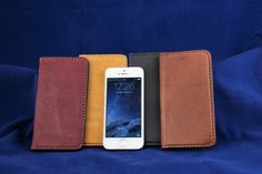 Iphone 6/6+ Alpaca Leather Cell phone covers.  Check out the various colors.