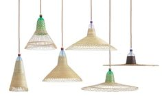 PET Lamp�s Abyssinia pendants are made by Ethiopian crafters o...