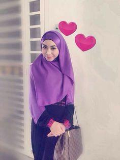 Islamic woman hijabstyle muslimah nur amirah II kuala lumpur Malaysia
