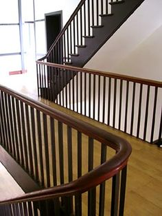 37 Best Shaker Staircase Images Stair Railing Banisters Staircases