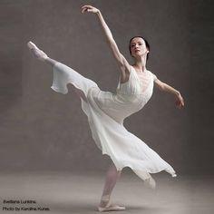Ballerina Svetlana Lunkina - The National Ballet of Canada - Photo by © Karolina Kuras
