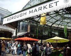 Afbeeldingsresultaat voor london borough market
