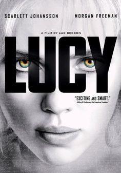 Lucy, Movie on DVD, Action Movies, Sci-Fi & Fantasy Movies, Suspense