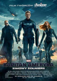 Kapitan Ameryka: Zimowy żołnierz (2014) - Filmweb