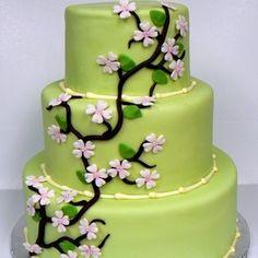 Wedding Cake / Hochzeitstorte