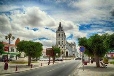 Igreja Reguengos de Monsaraz. ..my chillhood place