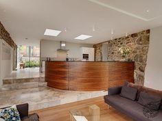Award Winning Oak Frame Design / van Ellen + Sheryn architects – nowoczesna…