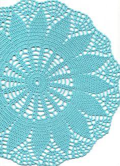 Vintage Style Crochet Lace Doily Doilies Centre Piece Wedding Table Decoration  | eBay