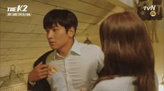 JiChangWook oppa in The Yoona Ji Chang Wook, Dramas, Drama Gif, Im Yoona, Korean Actors, Korean Drama, Couple Goals, Netflix, Boyfriend
