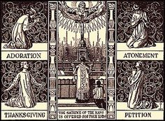 The Four Ends of the Mass by On Being, via Flickr