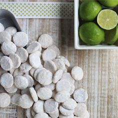 (Gluten Free Key Lime Cooler): Byrd's Famous Cookies Of Savannah. The Favorite Bite Sized Cookies of the Low Country. Comes in a handy 16 Oz. Just the Perfect amount to Refill your favorite Cookie Jar. Key Lime Cookies, Tea Cookies, Chip Cookies, Cooking Cookies, Gourmet Cookies, Cookie Desserts, Dessert Recipes, Key Lime Flavor, Key Lime Juice
