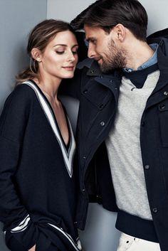 Olivia Palermo y Johannes Huebl para Tommy Hilfiger | Galería de fotos 1 de 12 | GLAMOUR