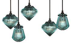 Glass Bead Suspension Light - hivemodern.com