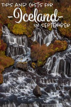 Iceland in September is one of the best times to go!