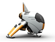 Jet Drone Small Aircraft Concept to Support Outer Space Missions Lego Spaceship, Spaceship Design, Spaceship Concept, Robot Concept Art, Concept Ships, Concept Cars, Futuristic Technology, Futuristic Cars, Drone Technology