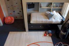 25   Bedrooms for Teen Boys