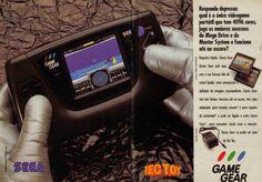 Game Gear #infancia #nostalgia