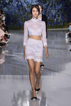 Christian Dior Primavera-Verano 2016