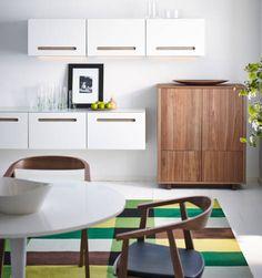 Ikea Credenza Hack Ikea stockholm sideboarddecor | furniture ...