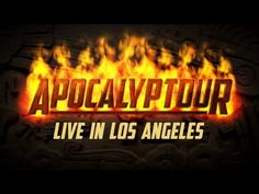 APOCALYPTOUR: Live in Los Angeles - Official Trailer (2012)