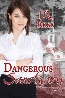 J Q Rose, Author: Inspired, Excerpt from Dangerous Sanctuary Church Music, Child Smile, Mackinac Island, Cozy Mysteries, New Books, Science Fiction, Ted, Romance, Celebrities