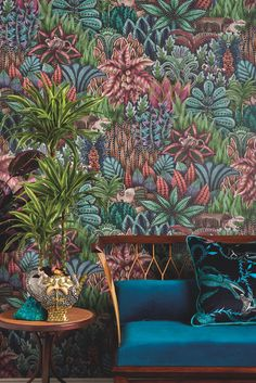 Thanks to a brilliant cross-border collaboration, it's now possible to adorn your walls with Ardmore's signature whimsy and wild style.
