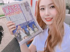 Se ve tan feliz! Bubblegum Pop, Sinb Gfriend, Gfriend Sowon, Kpop Girl Groups, Korean Girl Groups, Kim Ye Won, Fandom, Fan Picture, Entertainment