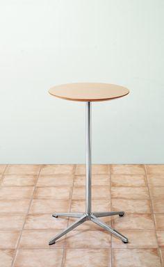 Allermuir Open Poseur Table