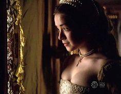 Designer Clothes, Shoes & Bags for Women Space Princess, Princess Mary, Los Tudor, Mary Tudor, Sarah Bolger, Anne Boleyn, Fantasy Dress, Jessica Alba, Series Movies