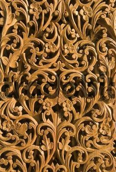 - the detail is spectacular. Wood Carving Art, Wood Art, Wood Carvings, Curved Wood, Carving Designs, Art Carved, Wood Sculpture, Wood Turning, Wood Paneling