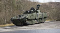 The new British AJAX Armored Fighting Vehicle will be making its first ever public appearance at TANK 100!