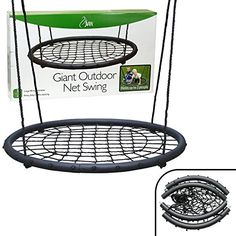 Make this Ladybug Ty(i)re Swing for the kids. It's a great recycle and we've included a Tyre See Saw too!