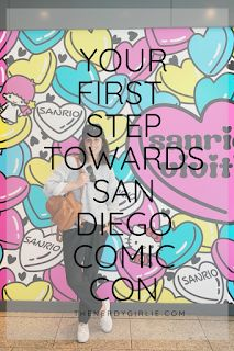 Megan Elvrum: Your First Step Towards San Diego Comic Con San Diego Comic Con, First Step, Helpful Hints, Geek Stuff, Cosplay, Female, Comics, Blog, Geek Things