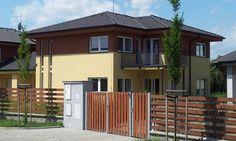 Obříství Garage Doors, New Homes, Outdoor Decor, House, Home Decor, Decoration Home, Home, Room Decor, Home Interior Design