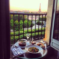 #lunch in paris...