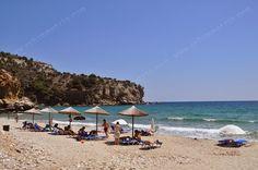 Livadi Beach, Thassos Island, Grecia.