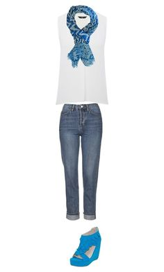 Untitled #716 by tigergirl121 on Polyvore featuring polyvore, fashion, style, M&Co, Topshop and clothing