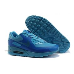 #Nike #sports Nike Air Max Shoes, Nike Mens Shoes Buy Nike Air Max 90 Hyperfuse Mens Blue 69