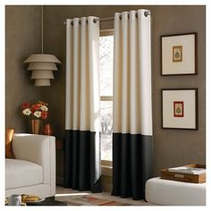 Curtainworks Kendall Lined Curtain Panel : Target