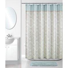 Balmoral Shower Curt