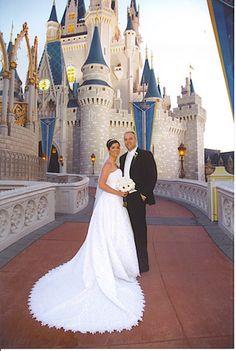Disney Wedding = Magical