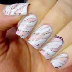 Failed Quartz Crazy Nail Art, Crazy Nails, Sinful Colors, Rose Gold Glitter, Fails, Manicure, Quartz, Nail Bar, Nails