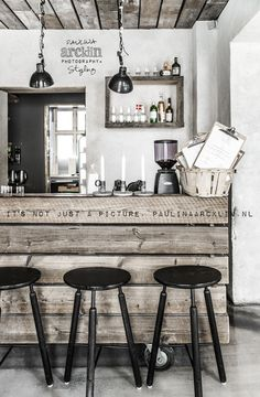 HÖST RESTAURANT | real photos, not 3D on Behance