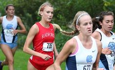 Competing against several national-ranked ACC program, senior Teresa Williamson turned in an 11th place finish and was one of 16 Highlanders that posted personal best times as the cross country squads competed at the Virginia Tech Alumni Invitational