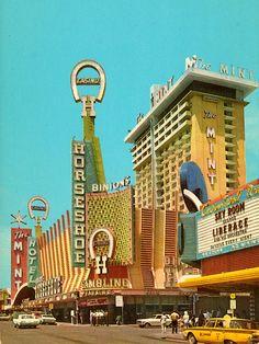 Vintage Vegas | #travel #visitvegas #vegas | http://lasvegastours.onboardtours.com