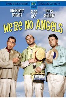 Best Christmas movie ever! We're No Angels (1955)