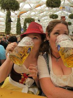 Oktoberfest, Germany http://ow.ly/cTkzi